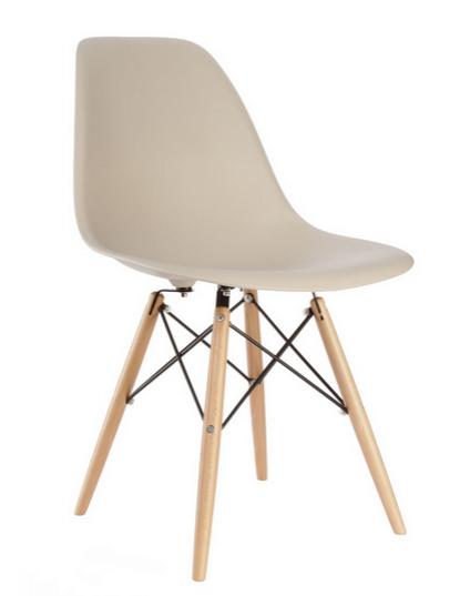 Zinzan FF&E DSW beige chair