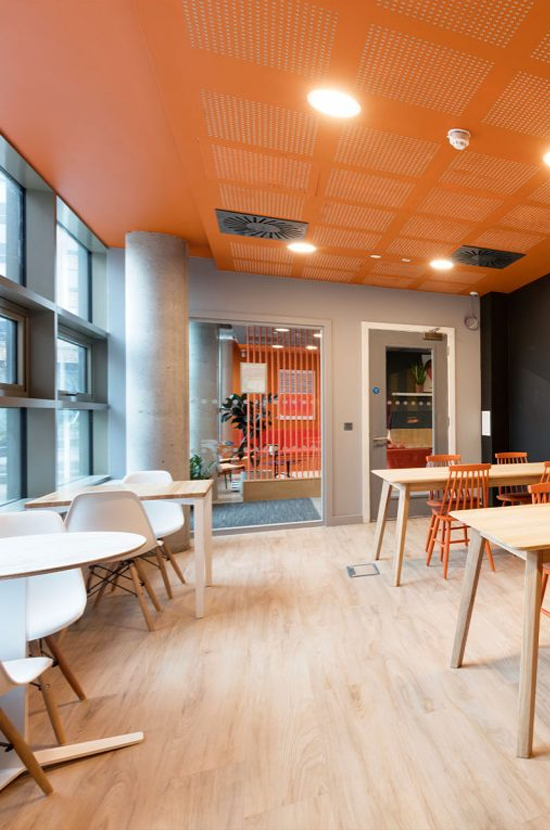 Dublin Brickworks Study Space