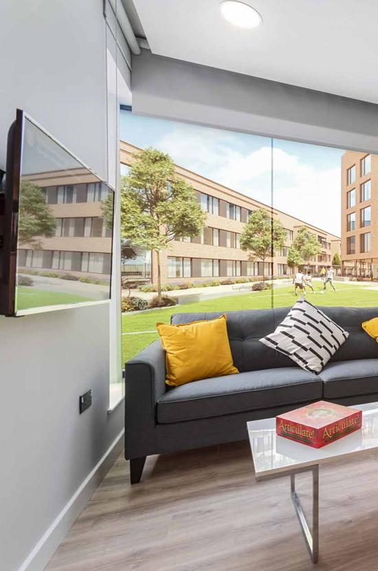 Highfield House Lounge